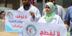 """""""Ramallah Hükümeti Gazze'deki Hastanelerin İhtiyacının Sadece %8'ini Karşıladı"""""""