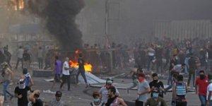 BM: Irak'taki protestolarda 424 kişi hayatını kaybetti