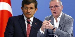Fatih Altaylı: Davutoğlu'nun partisinin ismi kesinleşti