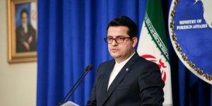 İran'dan Macron'un talebine ret