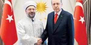 Erdoğan'dan Diyanet'e yeni atamalar