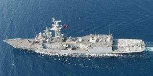 'Türk donanması İsrail gemisinin Doğu Akdeniz'de arama yapmasını engelledi'