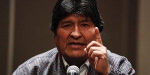 Morales için yakalama emri