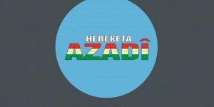 Azadi: Ulusal birlik heyetinin aldığı kararlar bizi bağlamaz