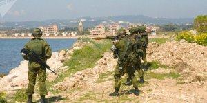 Rusya ve Suriye Akdeniz'de ortak tatbikata başladı