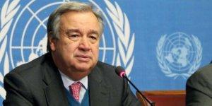 Guterres Suriye insani yardım için BMGK'dan yetki istedi