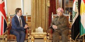 İngiltere: Güçlü bir Kürdistan Bölgesi istiyoruz