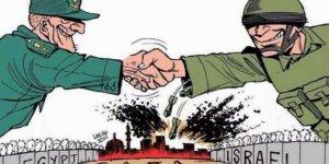 İşgalciler Filistinlilerin doğalgazını darbeci Sisi'ye satıyorlar!