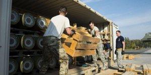 ABD, Suriye'ye Silah Göndermeye Devam Ediyor