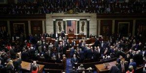 ABD Temsilciler Meclisi'nden Trump'ın azline onay çıktı