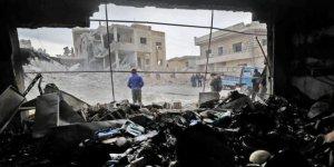 Gözlemevi:İdlib'deki çatışmalarda bir günde 80 kişi öldü