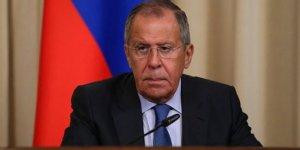 Lavrov: ABD'nin enerji yaptırımları yanıtsız kalmayacak