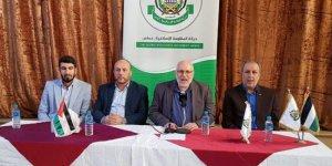 Salah: Lübnan'daki Filistinli Mülteciler Önceliğimizdir