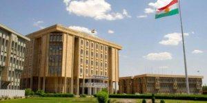 Parlamento'dan, Kürdistani bölgelerin haritasıyla ilgili yeni bir çalışma