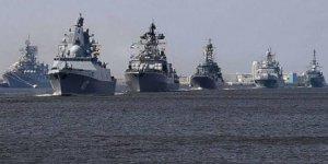 İran, Rusya ve Çin'den ortak askeri tatbikat