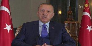 Erdoğan: Türkiye'yi Akdeniz'den dışlama projeleri akamete uğradı