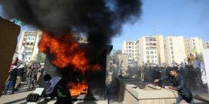 Trump, ABD'nin Irak Büyükelçiliği'nin basılmasından İran'ı sorumlu tuttu