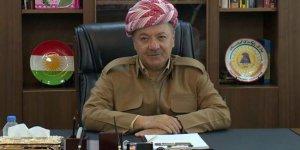 Başkan Barzani: Irak'ta yaşananları büyük bir endişe ile izliyoruz