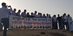 2019 son günü İşgalciler El-Arakib Köyünü 170. Kez Yıktı