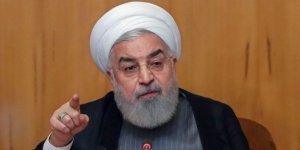 Ruhani: ABD hatasını anlarsa müzakereye hazırız