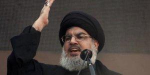 Nasrallah'tan ABD'ye tehdit