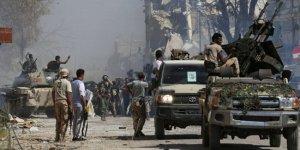 Hafter'in ordusu: Sirte'ye girdik bazı bölgeleri ele geçirdik