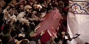 Süleymani'nin cenazesi Kirman'da toprağa verildi