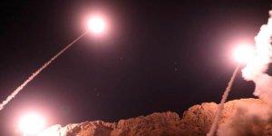 İran ABD'nin Irak'taki üssünü füzelerle vurdu!