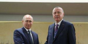 Putin ile Erdoğan'dan ortak açıklama
