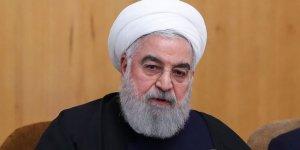 Ruhani: ABD bir hata daha yaparsa çok tehlikeli bir cevap alır