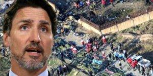 Kanada Başbakanı Trudeau'dan İran'da düşen uçakla ilgili iddia
