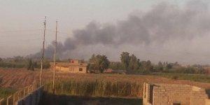 Beled üssüne havan saldırısı düzenlendi: 4 asker yaralı