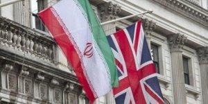 İran'dan İngiltere'ye nota