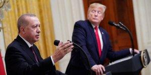 Beyaz Saray'dan Trump-Erdoğan görüşmesine ilişkin açıklama