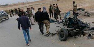 Irak - Suudi Arabistan sınırında patlama!