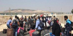 350 Bin Suriyeli Sınıra Dayandı