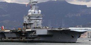 Fransa, Ortadoğu'ya uçak gemisi gönderiyor