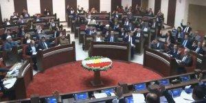Reform yasa tasarısı Kürdistan Parlamentosu'ndan geçti