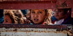 İki milyon Suriyeli çocuk okula gidemiyor