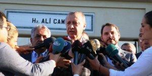 Erdoğan'dan, İmamoğlu'nun mektubu hakkında açıklama
