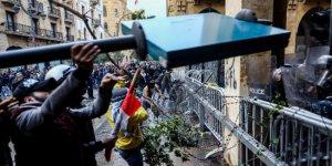 Beyrut'ta Kargaşa: 400'e yakın yaralı