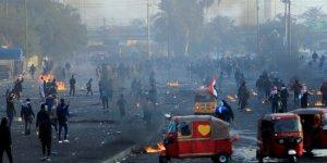 Irak'taki protestolarda 4 gösterici ve 2 polis öldü