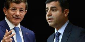 Ahmet Davutoğlu, 6-8 Ekim Demirtaş Görüşmesini Anlattı