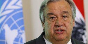 Guterres: Libya'da ateşkes siyasi sürece dönüşmeli