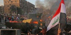 Irak'ta son iki günlük gösterilerde ölenlerin sayısı 10'a yükseldi