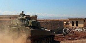 İdlib'de Suriye ordusuna saldırı: 40 Suriye askeri öldü