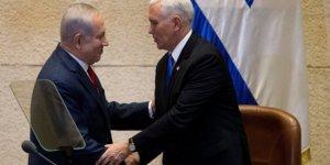 Netanyahu ve Gantz 'Yüzyılın Şerri' İçin ABD'ye Gidiyor