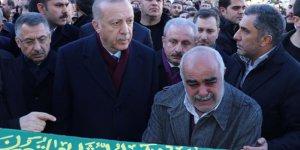 Cumhurbaşkanı Erdoğan deprem bölgesinde