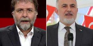 Ahmet Hakan'dan Kızılay Başkanı'na tepki: Banka hesap numarasını burnumuza dayayan…