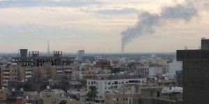 Hafter Misrata'nın Ebu Kıreyn bölgesine saldırıyor